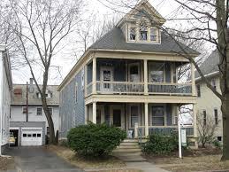 Two Family Home Plans Albany U0027s Ubiquitous Two Family Residence The Progressive Era Plan
