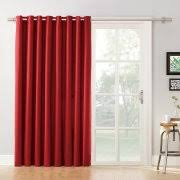 wide blackout curtains