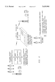 patent us5629981 information management and security system