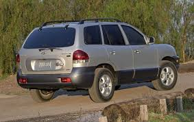2006 hyundai santa fe gls 2006 hyundai santa fe information and photos zombiedrive