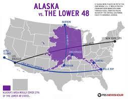 us state map with alaska alaska igus usa