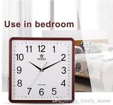 bedroom spy cams spy hidden cameras wifi wall clock p2p 720p motion detection cycle