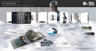 define ex machina ex machina blu ray steelbook filmarena collection fullslip