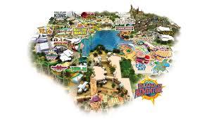 Citywalk Orlando Map Universal Orlando Resort Packages Transat
