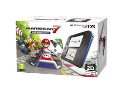 2ds black friday nintendo handheld console black blue 2ds with pre installed