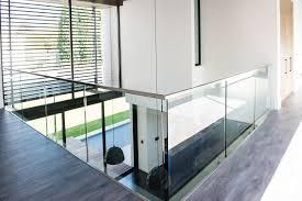 Glass Banisters Professional Frameless Glass Balustrades Steel Studio