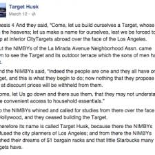 unable to get target black friday the hollywood target eyesore has its own hilarious facebook page