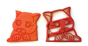 puss boots cookie cutter fondant cutter things4thinkers