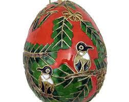 cloisonne ornament etsy