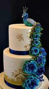 dã coration mariage chãªtre chic peacock themed wedding cake wedding accessories