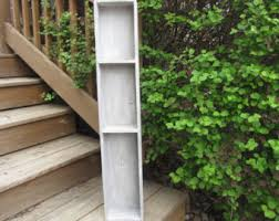 Barnwood Bookshelves by Whitewash Shelf Etsy