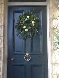 for my front door i loved the chalky black of farrow u0026 ball u0027s off