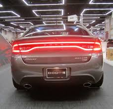 2013 dodge charger tail lights in the flesh 2013 dodge dart rallye subcompact culture the