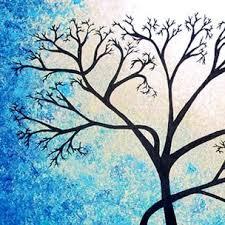 blue and white painting daniel lafferty lafferty fine art coatesville pa