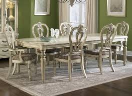 liberty furniture messina estates 7 piece ii 108x44 dining room