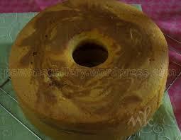 cara membuat kue bolu jadul marmer cake pak sahak pawons gallery kuliner dan hobby