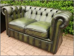 Green Leather Sofa by Green Leather Sofa Uk Sofa Home Design Ideas R6pdnvbbb2