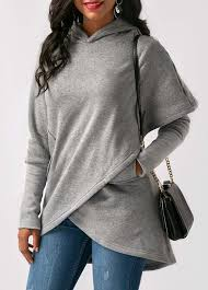 fashion sweats hoodies for women online free shipping rosewe
