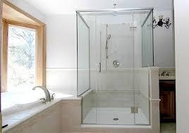 shower door glass replacement framed frameless shower doors u0026 glass enclosures norco corona