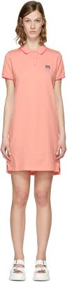kenzo pink tiger crest polo dress kenzo meaning and origin