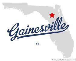 gainesville map map of gainesville fl florida