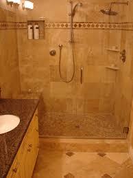 Bathroom Shower Tiled Accent Wall AIRMAXTN - Bathroom shower tile designs photos