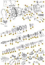 ford manual transmission diagram ford manual transmissions gear
