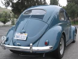 1954 vw beetle for sale