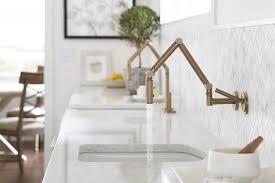 Brass Sink Faucet Dekton Counter Brass Sink Entrancing Brass Kitchen Sinks Home