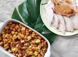 a tropical thanksgiving hawaiian style brined turkey