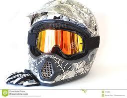 motocross helmets with goggles vector motocross helmet photo advertising industries inc