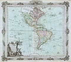 Map North And South America by File 1764 Brion De La Tour Map Of America North America South