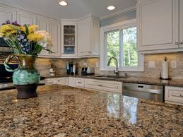 Colorful Kitchen Backsplashes Have You Ever Seen A Canterbury Kitchen Antique White Cabinets