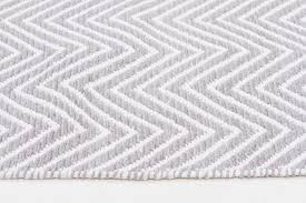 floor zig zag grey rug design ideas looks nice for living room