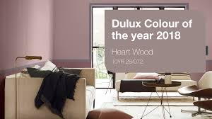 2017 colors of the year heart wood how to style dulux colour of the year 2018