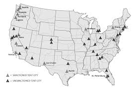 Colorado Cities Map by How Tiny House Villages Could Solve America U0027s Homeless Epidemic