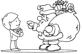 free christmas colouring pages children kids blog