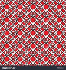 tileable endless creative ornamental symmetry wavelike stock