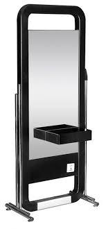Cermin Di Informa mala one sided mirror white informa innovative furnishings