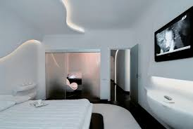 Apartment Interior Design Futuristic Bedroom - Futuristic bedroom design