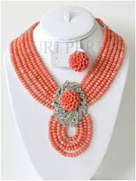beaded necklace styles images Nigerian beads 28 stunning pieces for weddings and special ocassions jpg