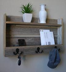 Entryway Bench And Storage Shelf With Hooks 10 Diy Entryway Decor And Storage Ideas Rustic Entryway Hanger