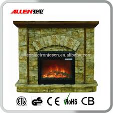 fake electric fireplace binhminh decoration