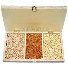 fruit gift box buy flower luxury corporate diwali fruit gift box