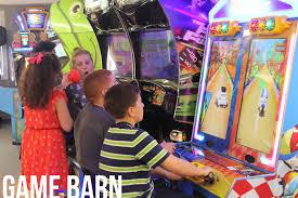 Arcade Barn Gift Barn