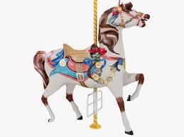 3d model carousel park merry go cgtrader