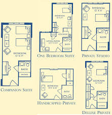 floor plan search assisted living facility dementia floor plan