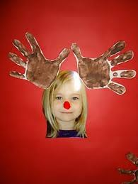Christmas Crafts To Do With Toddlers - adorable reindeer love this christmas crafts pinterest