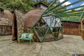 Geodesic Dome House Geodesic Dome Home In Lafayette Asks 889k Curbed Sf