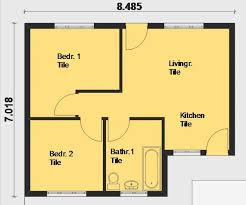 Single Room House Plans 13 Two Bedroomed House Plans Images Small Bedroom 3 South Africa